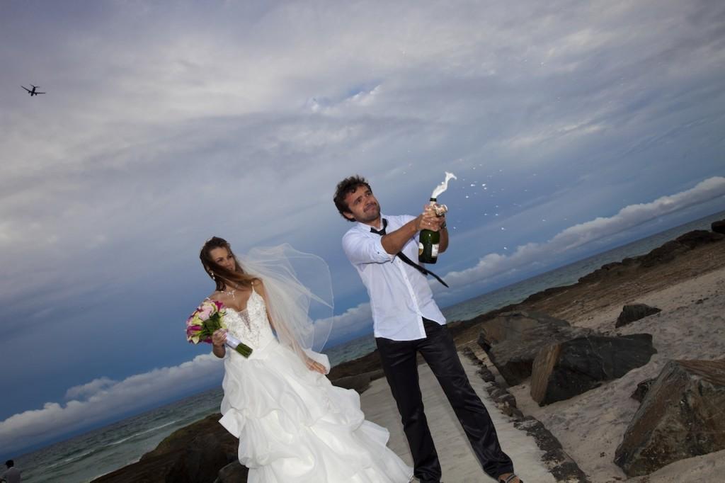renewal of vows gold coast, byron bay