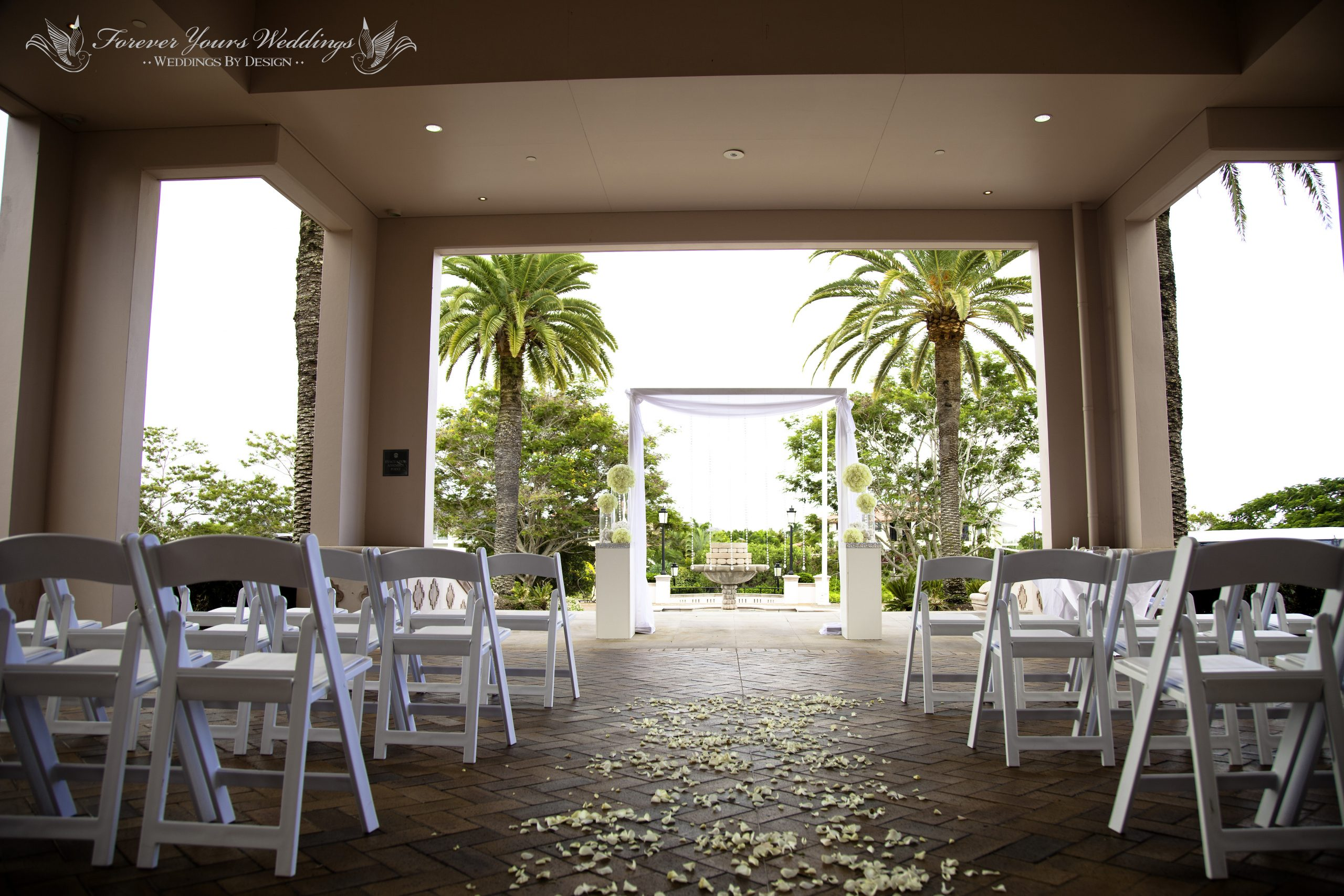 Gold Coast Wedding Decorations Forever Yours Weddings