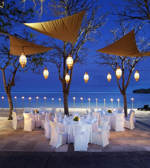 Gold coast marriage celebrant wedding naming day for Bali wedding decoration ideas